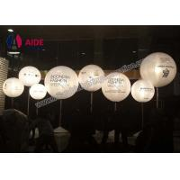 Durable Custom Inflatable Products / Inflatable Lantern With Led Lighting , 1.2m Diameter Manufactures