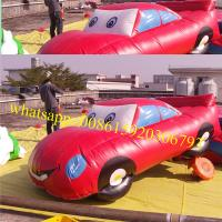 inflatable cars carton inflatable cars advertising model characteristic Luxury car sports Manufactures