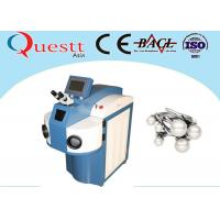 60 - 120 J Jewelry Laser Welding Machine for Gold, Silver, Steel CE Certificate Manufactures