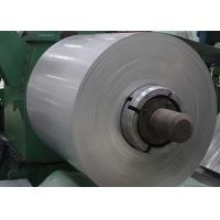 Quality AISI SUS 316L / 430 Steel Sheet Coil , Cold Rolling Stainless Steel Sheet Roll for sale