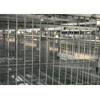 Quality Nipple Drinker Poultry Farm Water System Easy To Operate ISO9001 Certification for sale