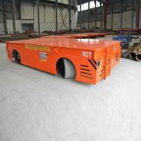 2-ton rail electrical transfer cart with wheels Manufactures