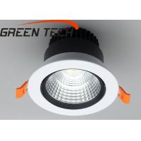 2700K - 6500K 6 Inch Ceiling Lights Downlights , High Power LED Lights Downlights Manufactures