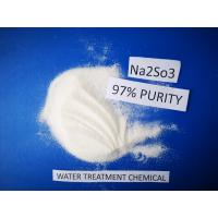 Buy cheap High 97% Purity Sodium Sulfite Food Grade Vegetable Preservative Bleaching from wholesalers