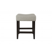 Buy cheap Thickened Foam And Curved Widened Seat American Bar Stool from wholesalers