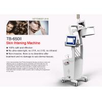 Diode Laser Hair Growth Machine With Analyzer Screen / Laser Hair Loss Equipment Manufactures