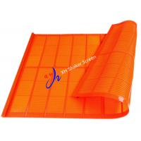 Flip Flow Polyurethane Screen Panels for Coal Mining / PU Screen Manufactures