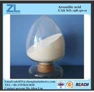 Arsanilic acid manufactures,CAS NO.:98-50-0 Manufactures