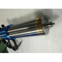 Soft Metal Polishing Water Cooled Spindle , 1.2KW Precision Spindle 100000 MAX RPM Manufactures
