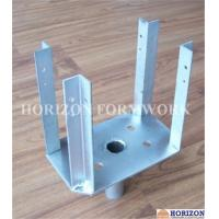 4-Way Head H20 With Scaffolding System to Support Wood Beams In Slab Formwork Manufactures