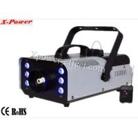 900W 3 In1 RGB LED Fog Machine Portable With DMX512  For Commercial Use  X-026D Manufactures