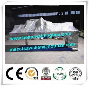 Longitudinal Seam Welding Manipulator / Straight Seam Welding Machine Manufactures