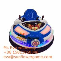 Korean Kids Laser Fighting UFO Bumper Car Popular Game In Best Game Center For Sale Manufactures