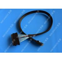 Mini Serial Attached SCSI Cable SAS SFF-8087 36 Pin To SAS SFF-8484 32 Pin Cable 0.5 M Manufactures