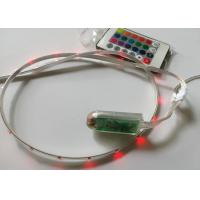 China Battery Powered LED Light Strips For Shoes 3528 Flexible Rgb Led Strip on sale