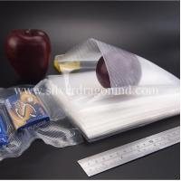 Food Grade Custom high quality low price Textured/Embossed Vacuum Bag roll, Food Packaging Manufactures