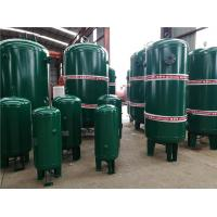 Multi Purpose Portable Vacuum Receiver Tank , Vacuum Compressed Air Accumulator Tank Manufactures