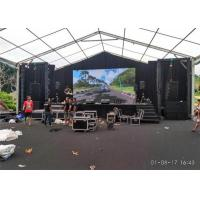 P3.91 Advertising Outdoor LED Display Panels For Events Manufactures
