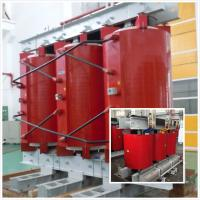 New Energy Fireproof Low Noise Transformer Dry 20 KV - 200 KVA Step Up Manufactures