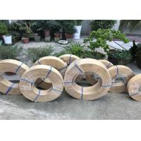 Abrasion Resistant Woven Industrial Brake Lining Roll With ISO 9001 Certification Manufactures