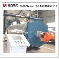 High temperature 2 million kcal 3 million kcal Gas Fired Thermal Fluid Heater Manufactures
