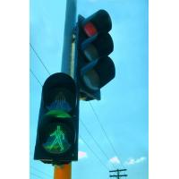 Fama wholesale Pedestrian Traffic Signals , Pedestrian Crosswalk Lights Low Power Consumption Manufactures