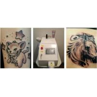 Mini Portable Nd yag 1064nm laser/Q-switch Nd yag laser tattoo removal machine Manufactures
