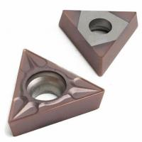 Multi Layer Coating Carbide Tool Inserts For Steel Iron Processing Manufactures