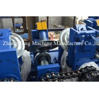 Quality C Purlin Roll Forming Machine For 3mm Thickness Steel With Auto Punching for sale