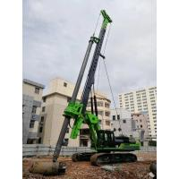 Buy cheap Max Drilling Depth 80m Hydraulic Rotary Piling Rig TYSIM KR280C with CAT336D from wholesalers