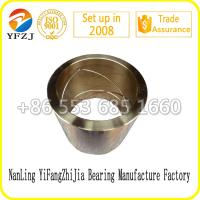 Factory professional made female thread brass bushings with high quality Manufactures