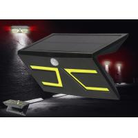 3.2V 5W LED Solar Outdoor Wall Lights Driveway Motion Sensor Light AUTO / OFF Mode Manufactures