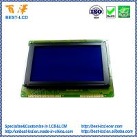 China Standard 5.0V 240x128 Dots STN Negative COB Graphic LCD Module With Parallel Interface And White LED Backlight on sale