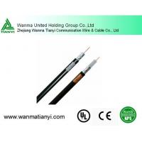 75OHM RG6 RG6U Series Coaxial Cable Better Quality with Cheaper Price Manufactures