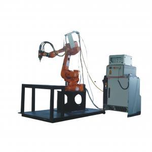 3D Fiber Laser Cutting Machine With Robot Arm, Laser Power 500W Manufactures