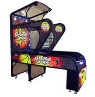 China World cup sports coin operated luxury basketball shooting games machine on sale