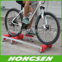 Execise colorful alloy bike roller trainers for fitness in home Manufactures