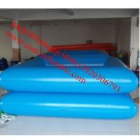 largest inflatable pool adult size inflatable pool inflatable square swimming pool Manufactures