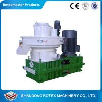China 2019 New Design Wood Pellet Machine For Wood Straw Sawdust Rice Husk on sale