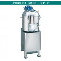 Quality Food Processing Equipments Patato Peeler Machine With Capacity of 165kg/h for sale