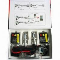 AC HID Conversion Kit with UV Cut Glass for Headlight Protection Manufactures