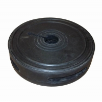 Wear Resistant Oilfield Workover Rig Used Natural Rubber Drill Pipe Rubber Wiper Manufactures