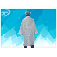Non - Woven Lab Cloth Surgical Gowns With  Fastening Soft And Breathable Manufactures