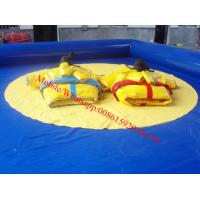 Quality sumo suit foam sumo suit foam kids sumo wrestling suit sumo suit pvc pad for sale