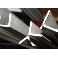 Anti - Fingerprint 430 Stainless Angle Iron , Durable Brushed Stainless Steel Angle Manufactures