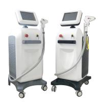 new design 808nm diode laser machine permenat hair removal with painless hair removal for besuty salon Manufactures