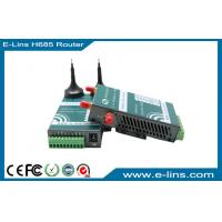 WiFi 3G 4G HSDPA HSUPA LTE Industrial Wireless Router With External Replaceable Antenna Manufactures