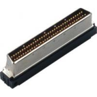 1.27mm Pitch 68P Male Head Type  Computer Pin Connectors Scsi Interface Connector With ROHS / UL Certified Manufactures