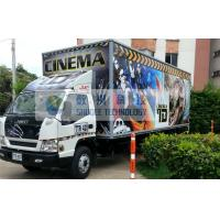 Attractive Exciting Truck 5D 6D 7D XD Theater with Cinema Simulation for Theme park Manufactures