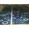 Translucent Large Agate Slab , Semi Precious Stone Tiles 120x240cm Size Manufactures